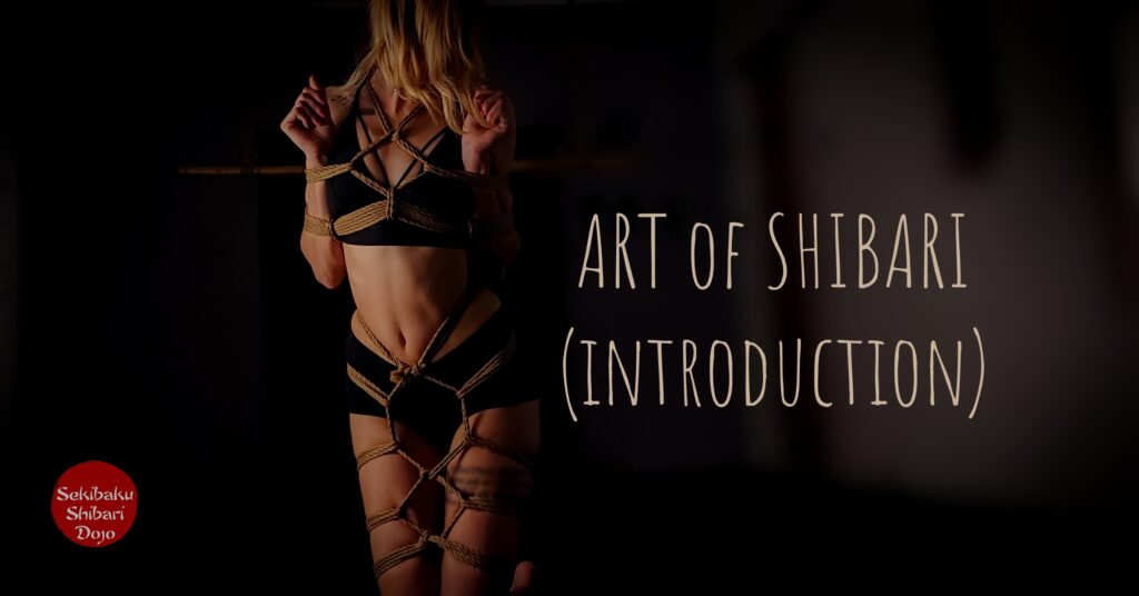 Art of Shibari-Introduction