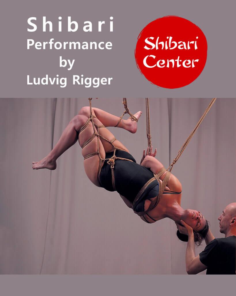 Shibari Performance Ludvig