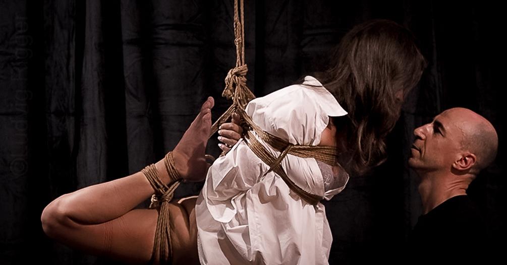 Shibari Performance by Ludvig